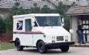 LLV (POSTAL VEHICLE)