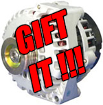 High Output Alternator Gift