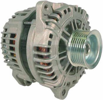 250A High Output Alternator for Nissan Titan, 2004 - 2007 5 6L V8