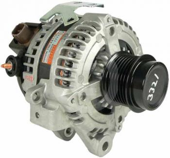250a High Output Alternator For Pontiac Vibe 2009 2010 2 4l L4 11195 250 Hd1 1 S