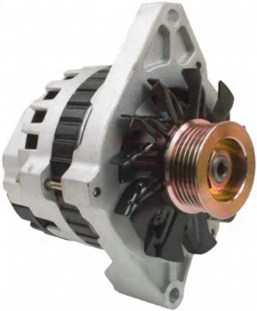 220a high output alternator for buick lesabre 1988 1990. Black Bedroom Furniture Sets. Home Design Ideas