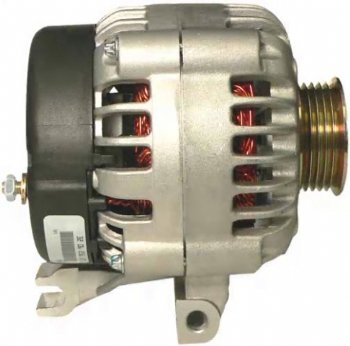 220A High Output Alternator for Chevrolet Monte Carlo, 2000 - 2001 3.4L V6 (207c.i.) OE # 10447094, CS130D Alt