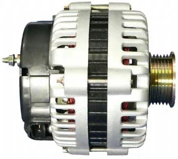 250a High Output Alternator For Chevrolet Trailblazer 2007 2008 5 3l V8 323c I 8302 250 Hd28 6 S