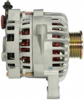 220a High Output Alternator For Lincoln Navigator 2003 2004 5 4l V8 330c I Upgrade Standard 110 Amp 8305 220 Hd31 2 S