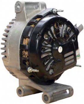 240a High Output Alternator For Ford Focus 2005 2006 2 3l 140c I L4 W At California 8401 240 Hd46 1 S