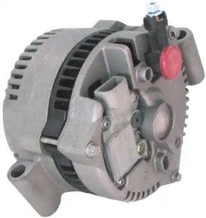 240A High Output Alternator for Mazda B series Pickup, 2006 4.0L Engine