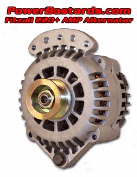 220AMP Alternator for Imports and Domestics