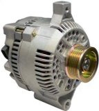 220A High Output Alternator for Ford COUNTRY SEDAN, 1950 - 1951 3.7L (226c.i.) L6 w/Saddle Mtg, w/Generator