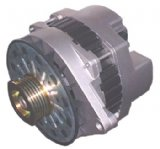 240A High Output Alternator for Chevrolet Caprice, 1989 - 1993 5.0L V8 (305c.i.) 124 Amp, Police Opt
