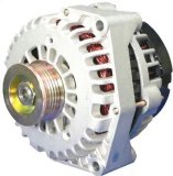 250A High Output Alternator for Cadillac Escalade, 2003 - 2005 6.0L V8 (364c.i.)